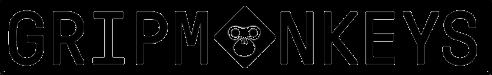 Gripmonkeys Climbing Hangboard Logo