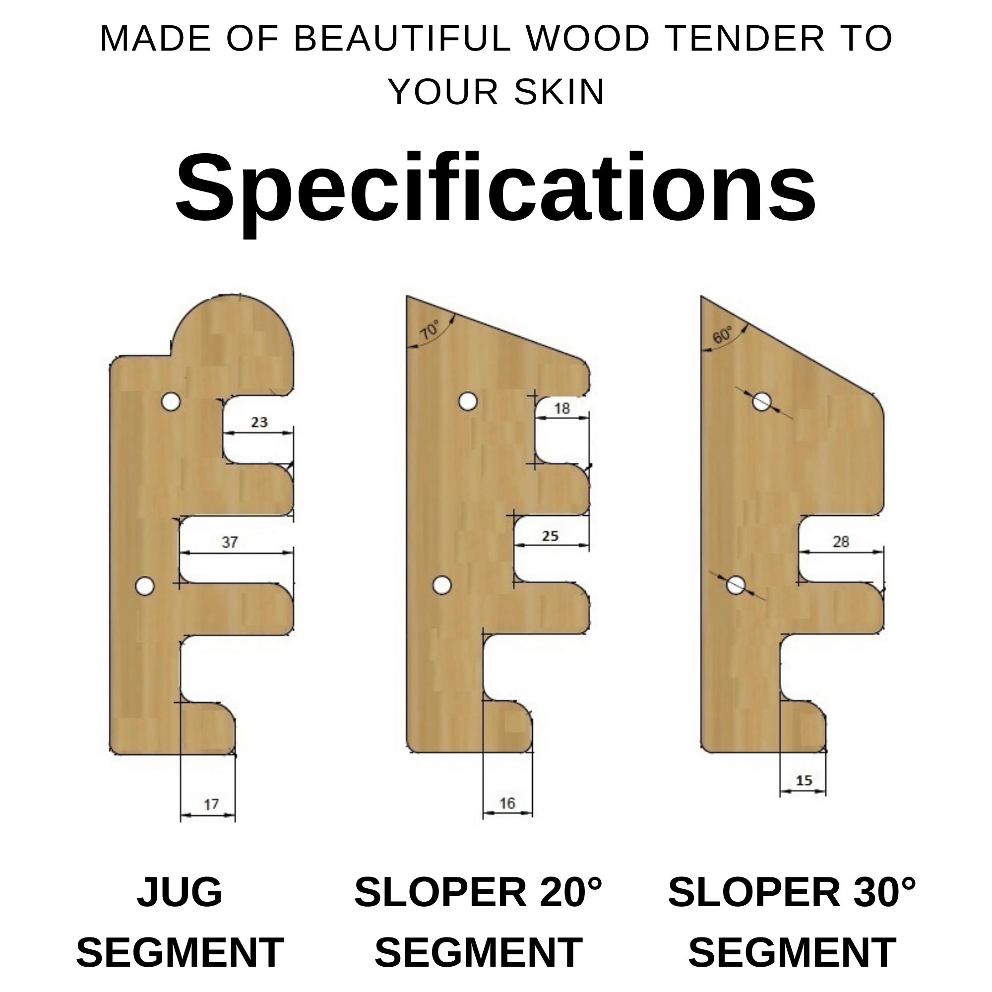 Gripmonkeys Hangboard Design