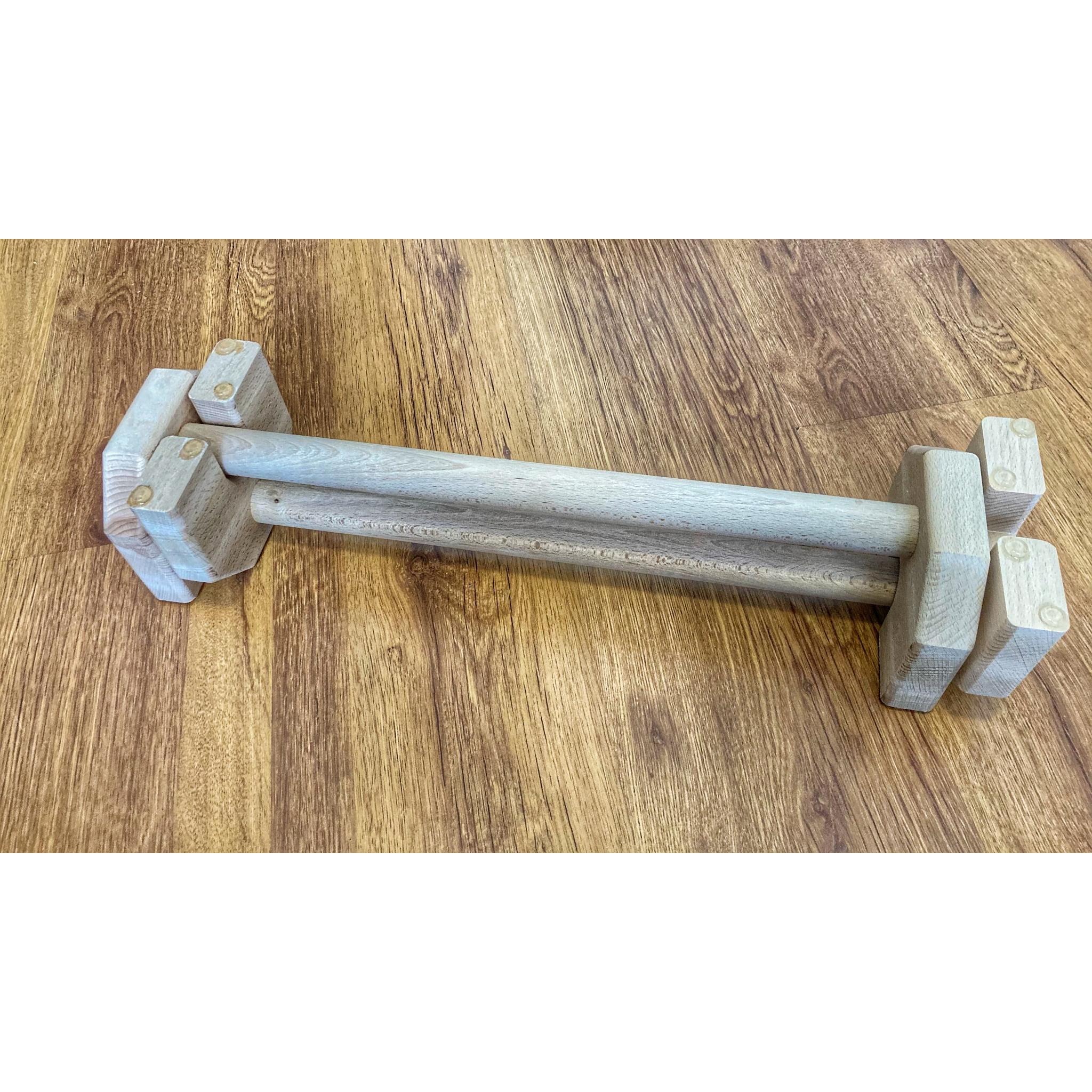 Calisthenics Wood Parallettes 50cm (7)
