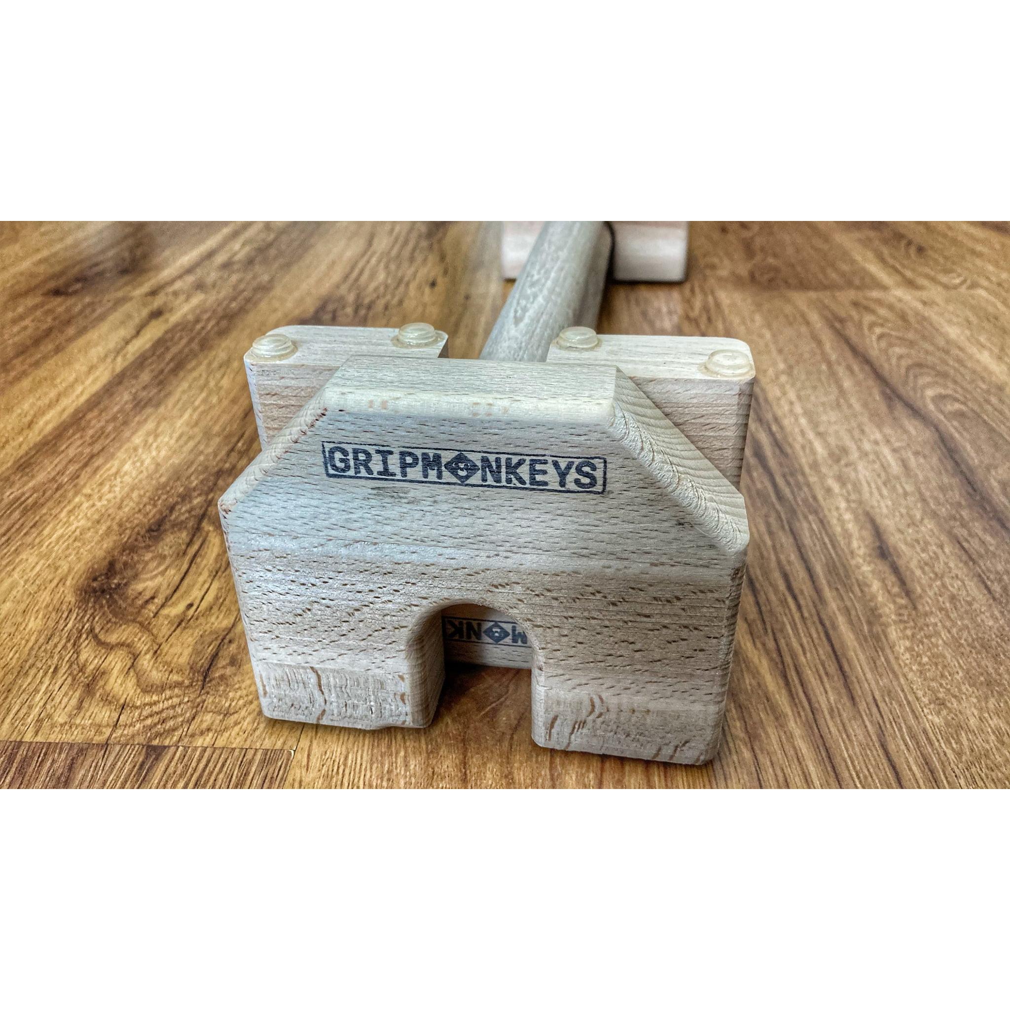 Calisthenics Wood Parallettes 50cm (8)
